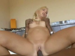 interracial, big, milk, interracia, small tits, blonde, big boobs