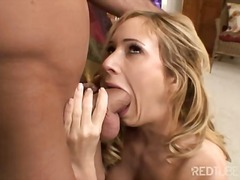 She knows how to handle a cock