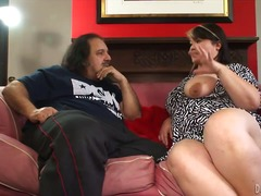 Adult man ron jeremy has great