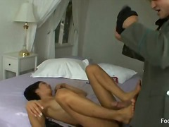 Hakke, Voet Fetish, Hard, Voet Fetish, Massering
