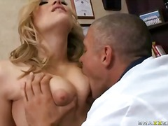 Alexis Texas, uniforma, real, həkim