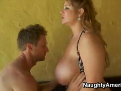american, titjob, small tits, tits, big cock, natural boobs, milk