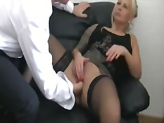 crossdresser, flashing, mature, piercing, uniform, busty, fetish, kinky, pee, vagina, cfnm, foot fetish, mistress