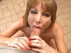 darla crane,  brunette, handjob, monstercock, small tits, darla crane, busty, masturbation, penis, big boobs
