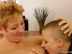 seduced, lesbos, old, lesbian, mom, strapon, girls, granny, lezzy, movies