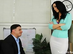 naughty, jaymes, office, busty, boss, hardcore, jayden, secretary,