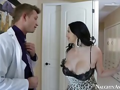 Big tit brunette latina missy martinez cheats on husband with doctor