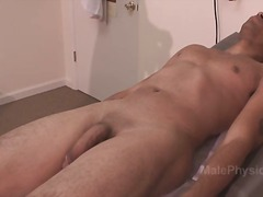 stroke, gay, massage, handjob, tease, softcore