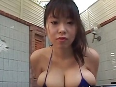 milk, tits, brunette, titjob, busty, outdoors, nipples, big ass, big boobs, asian, big cock, natural boobs, big, model