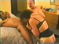 ebony, threesome, bisexual, interracial, oral