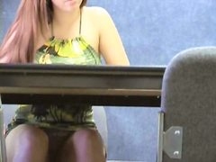 office, blonde, candid, spy, upskirts, nude, hidden