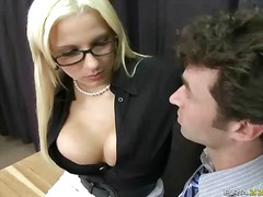 skirt, tall, office, from, pornstar, mini, uniform, glasses, big boobs, behind, blonde, tits, female, teacher, work, big