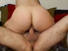 cock, bed, pussy, cum, chubby, blowjob, homemade, cunnilingus, blonde, cumshot