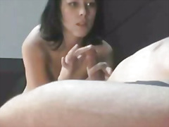 topless, stroke, handjob, forced, femdom, punishment, fetish, strap, tied, revenge, mastubating, tugjob, shake, orgasm