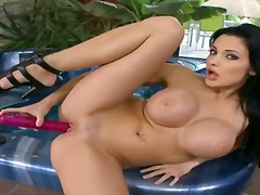 aletta ocean,  aletta ocean, big boobs, posing, big, masturbation, solo, tits
