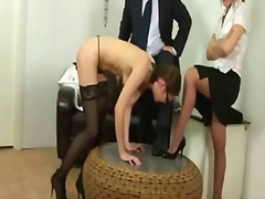 kinky, toy, spanking, humiliation, punishment, secretary