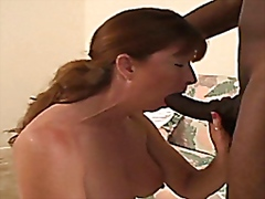cumshot, milf, interracial, big, boobs, straight