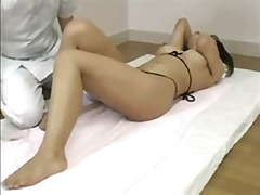 asian, pussy, cute, fingering, vibrator, babe, rubbing