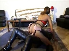bdsm, cock, spanking, amazing, girls, fetish, latex, master, massive, femdom