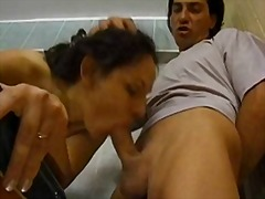 mature, anal, hairy, facial,