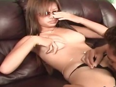 Brutal sexing with asian bitch