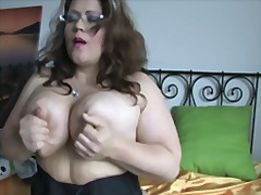 plump, mom, masturbation, tasty, milf