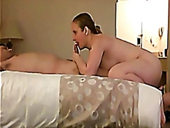 Amateur blonde wife fucked in hotel