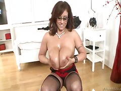 big, titjob, mature, boobs, big boobs