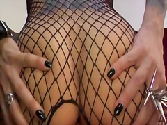 Incredibly hot blonde milf helly mae hell dominates deviant kade