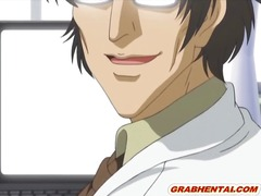 big, hentai, coed, animation, doctor, schoolgirl, tits, dick, riding