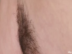 hairy, babe, solo, pussy