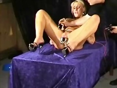 girls, bdsm, maso, extreme, bizarre, sado, domination, scene, slave, video, slavery,