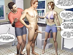 group, animation, drunk, toon, cartoon, swingers, funny, gang, orgy, gay, 3d, comics, first, mmf, banging, time, hentai, parties, story