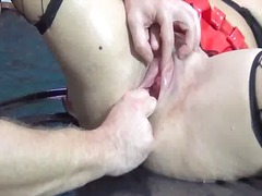 vaginal, pussy, fisting, movies, video, stretching, fetish, extreme,