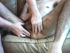 ass, gay, fingering, cumshot, handjob, homemade