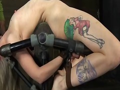punishment, extreme, video, torture, slave, rough, girls