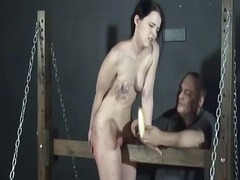 pain, electricity, extreme, torture, domination, scene, kinky, discipline, punishment, movies, slave, girls, video