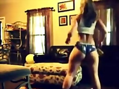 Twerking at grandma's house