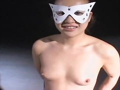 Great public affair with hot oriental tramp doing all kinds of naughty stuff