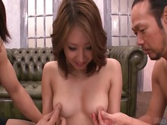 tits, threesome, small, strip, japanese,