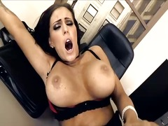 juice, pussy, office, cunt, wet, ejaculate, female, babe, gushing, squirting
