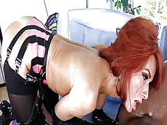 Robert axel uses his hard cock to bring blowjob addict veronica avluv to the height of pleasure