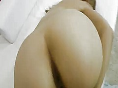 Diamond gets her mouth pumped full of tool in blowjob action with hot dude