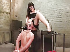 bobbi starr,  domination féminine, domination, sado-maso, domination
