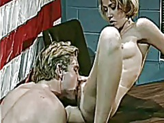 blond, tschechien, doggy-style, cumshot, doggy-style, vintage