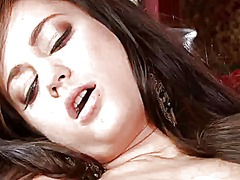 georgia jones,  georgia jones, shaved, masturbation