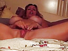 mom, dirty, talking, big, orgasm, fingering, clit, milf, busty, homemade, masturbation