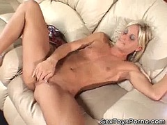 tits, masturbation, blonde, babe, dildo, small tits, fingering, pussy, toys, small